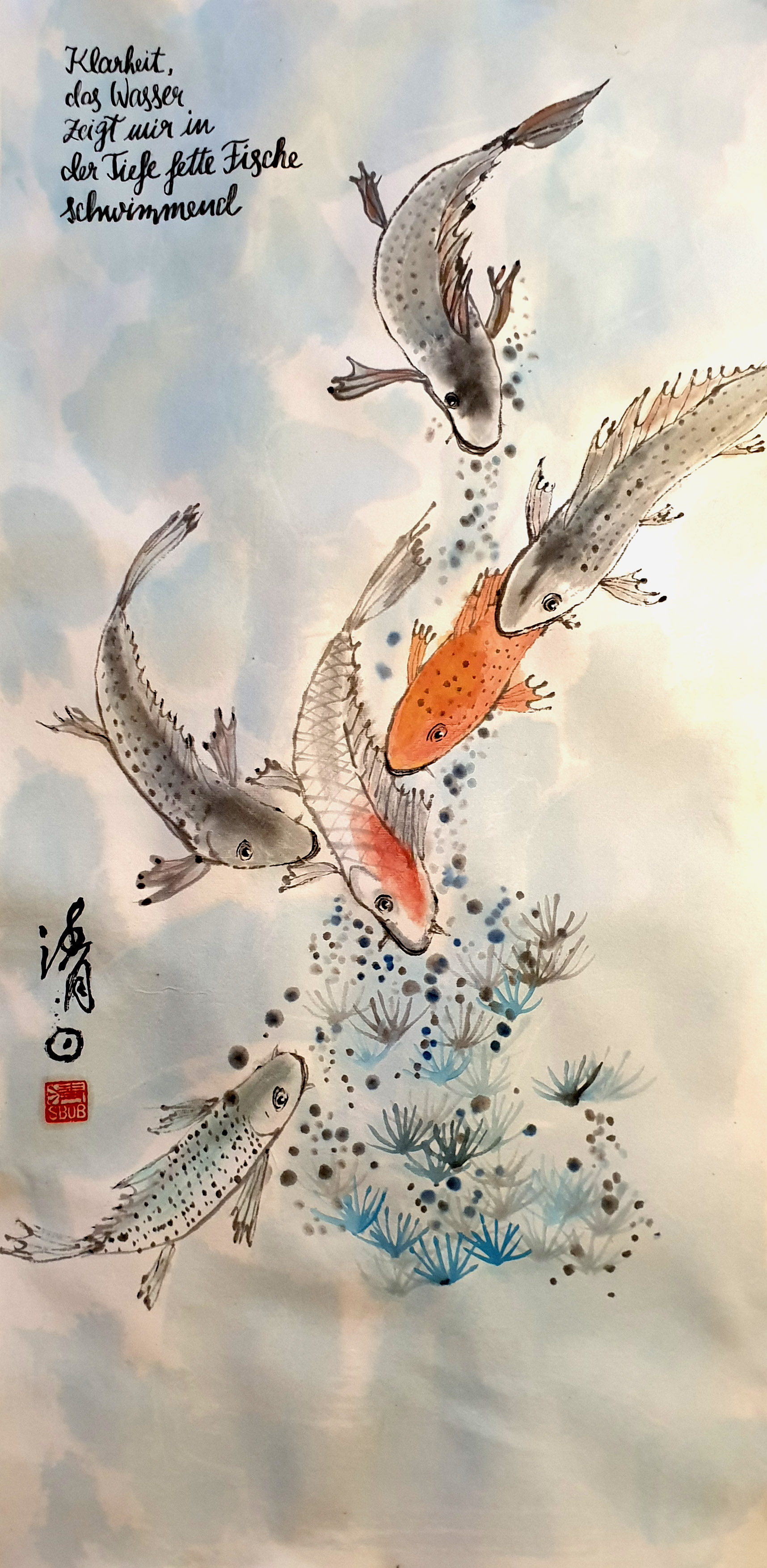 Zenpaintingsbob zenpainting Art artist chinese ink painting