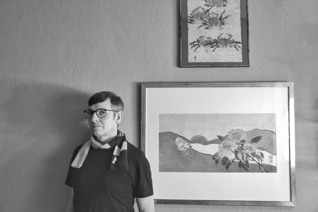Portraitfoto Bob Schneider aus Berlin